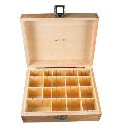 木質印章盒 (中)