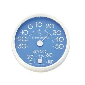 LIFE 圓型乾溼溫度計 HD-75