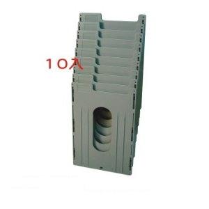 塑膠卡片架(10入)