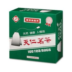天仁 烏龍茶裸袋茶包100入/盒  * 特價 *