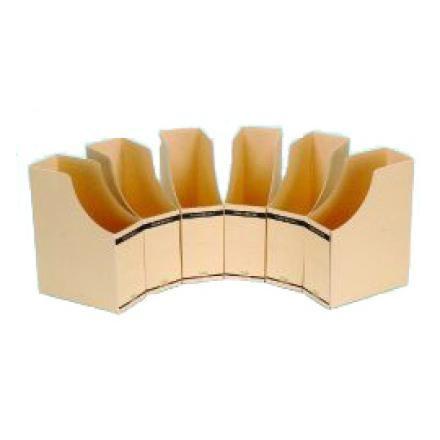同春 牛皮環保雜誌盒(DIY) GF168-140