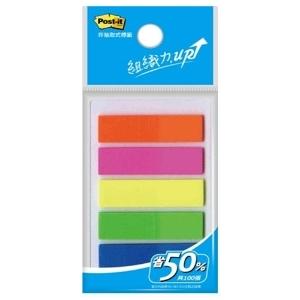 3M 五色螢光指示標籤 583-5