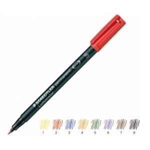 施德樓 0.4萬用油性投影筆 MS313 單支