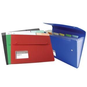 HFPWP 6層分類公事夾+名片袋 F4310-N