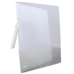 HFPWP 透明A4斜紋板文件夾 L279