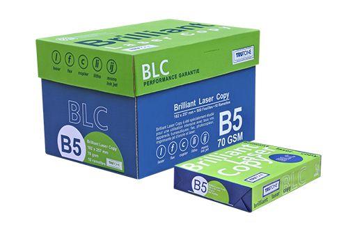 BLC 70G影印紙 B5 (10包/箱)