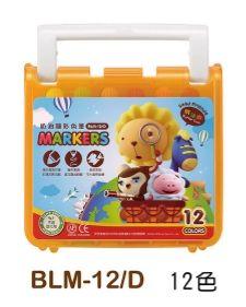 雄獅 奶油獅彩色筆 BLM-12 12色