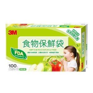 3M 食物保鮮袋(小) FB121 *特價*