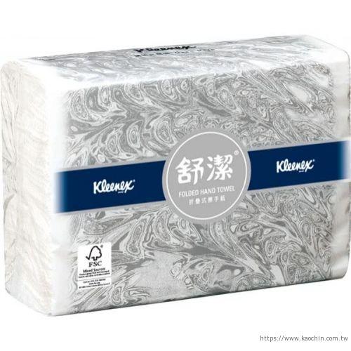 舒潔 折疊式擦手紙150張 32包入/箱*特價*