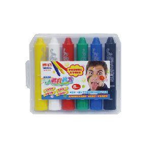 成功 人體彩繪筆(6色) 1310-7