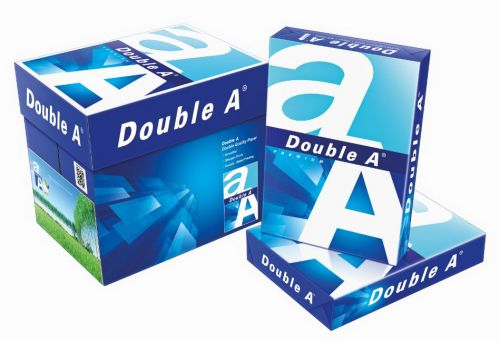 Double A 80P影印紙 A4 (5包/箱)