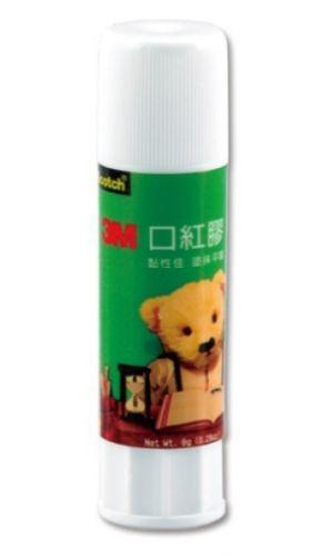 3M 8g口紅膠(熊) 6508N