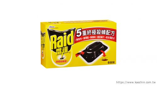 雷達連環 殺蟑堡(6個入) *特價*