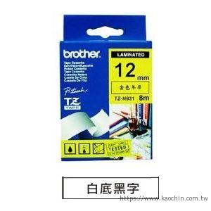Brother 標籤帶(護貝)12mm TZ-23...