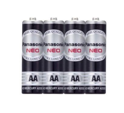 國際牌 3號碳鋅電池 (4入/組)  AA