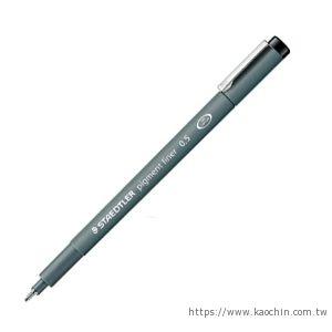 施德樓 耐水性代用針筆 MS308