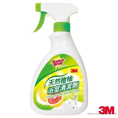 3M 天然橙柚浴室清潔劑(500ml) *特價*