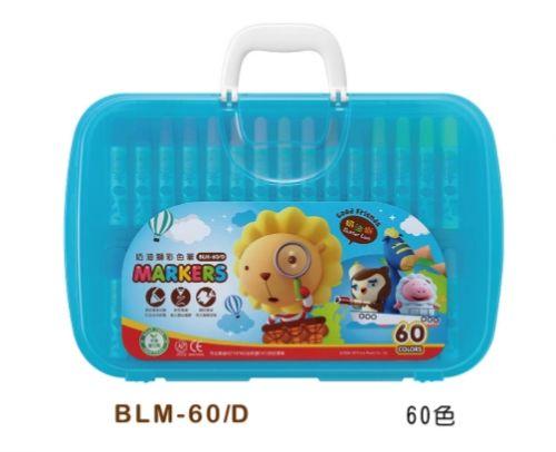 雄獅 奶油獅彩色筆 BLM-60 60色