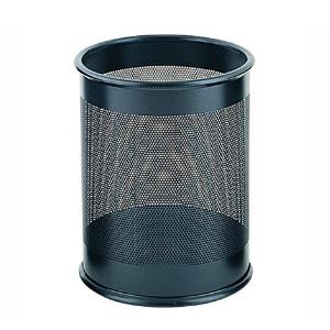 中型烤漆网状垃圾桶 c-12